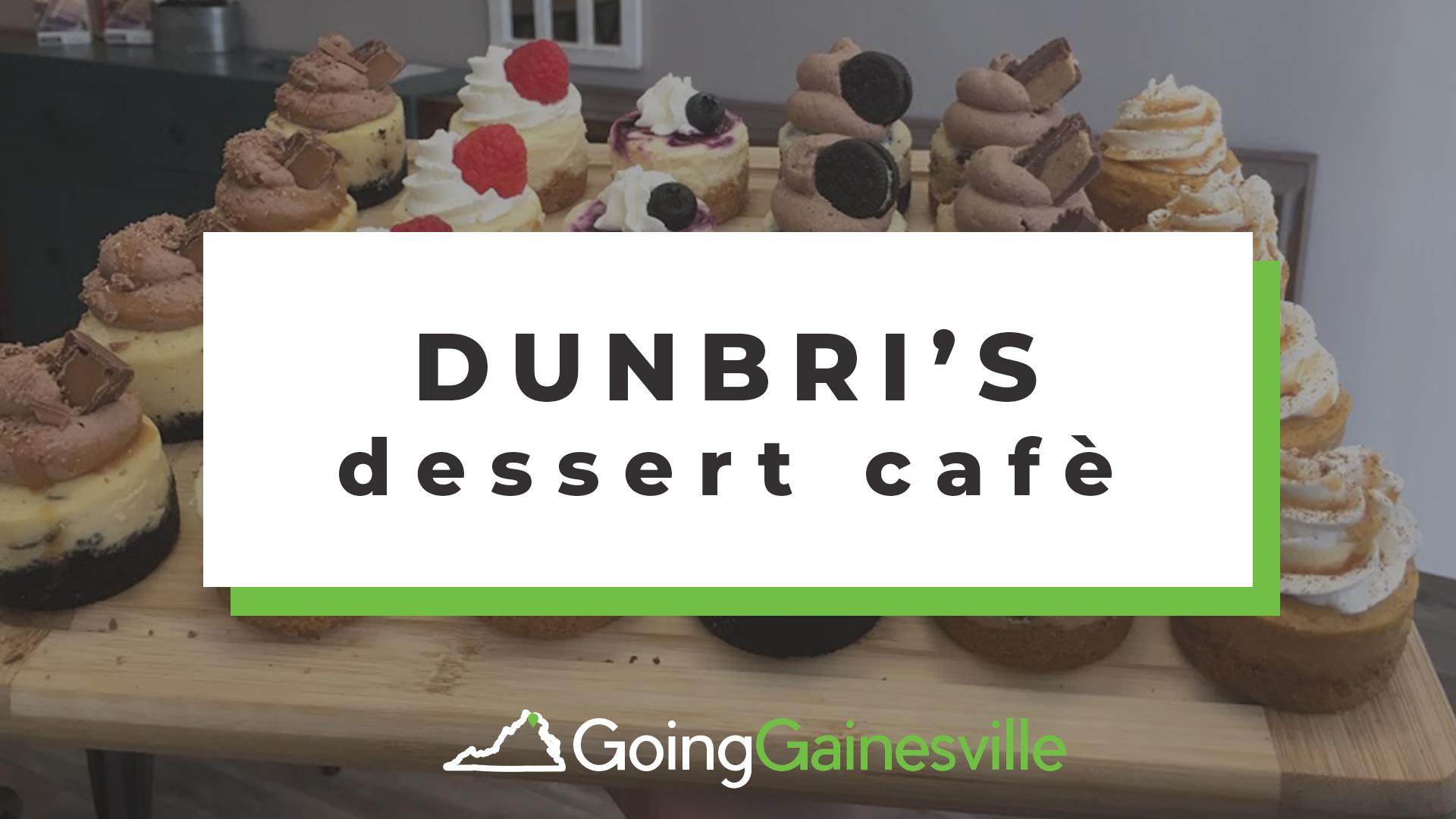 Dunbri's Dessert Bar