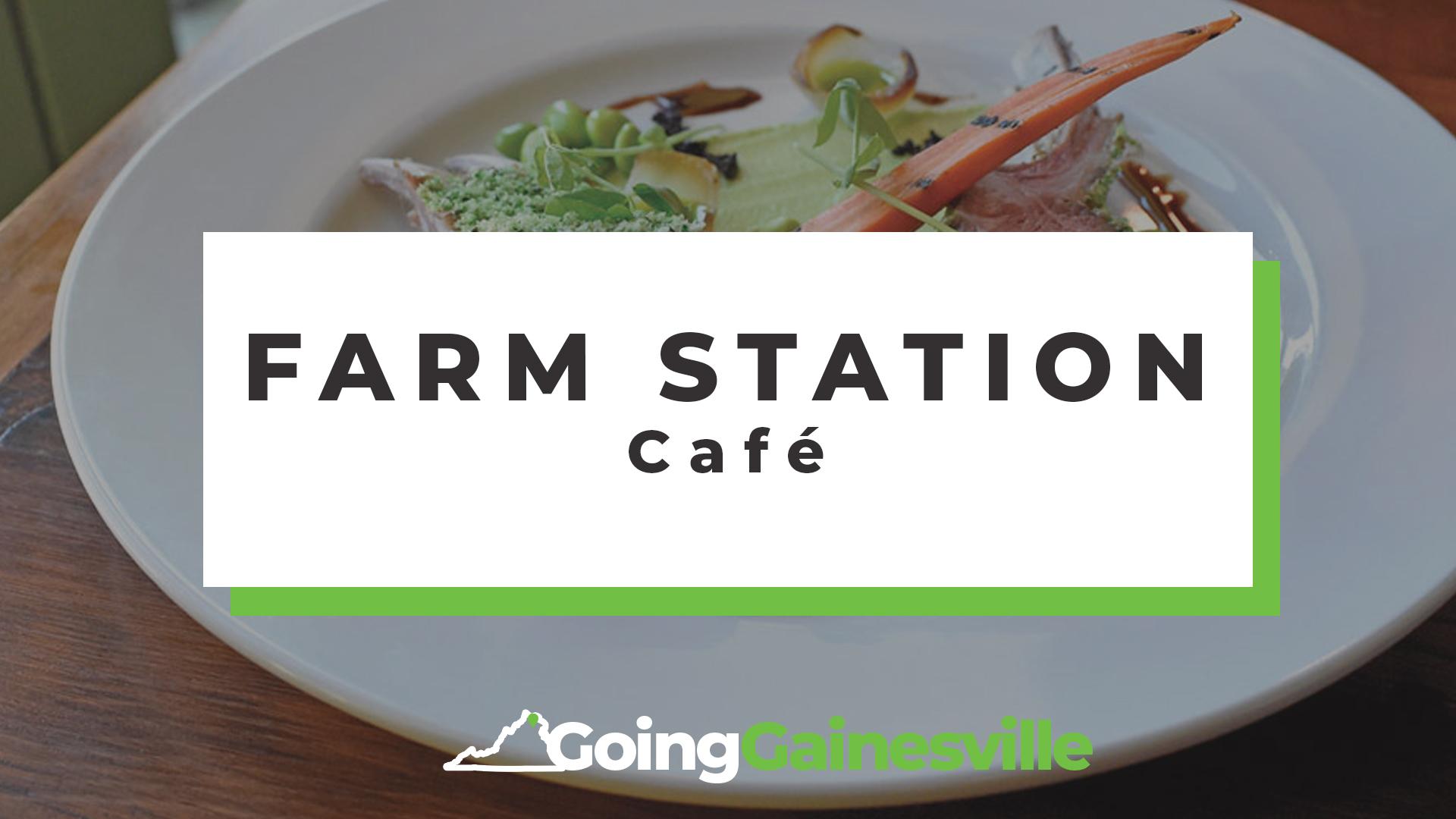 Farm Station Cafe