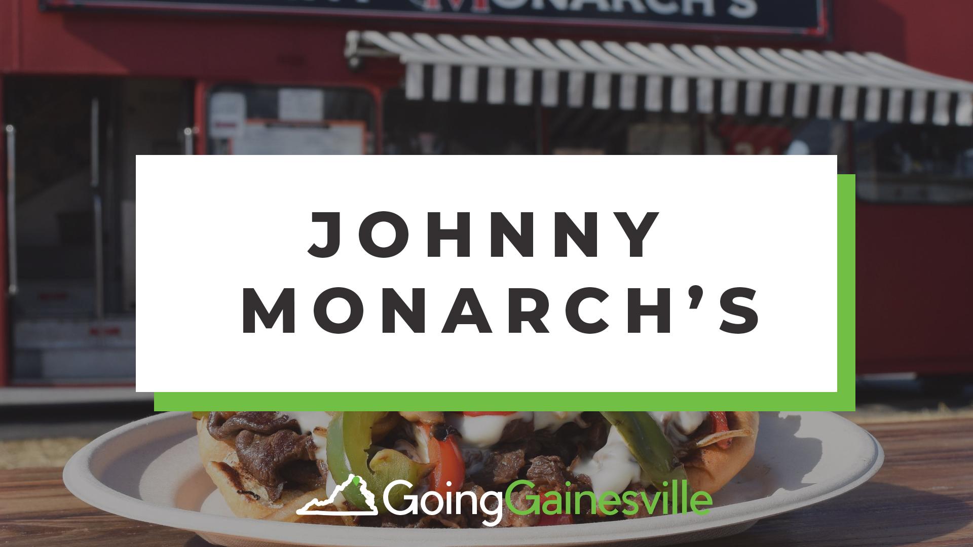 Johnny Monarch's