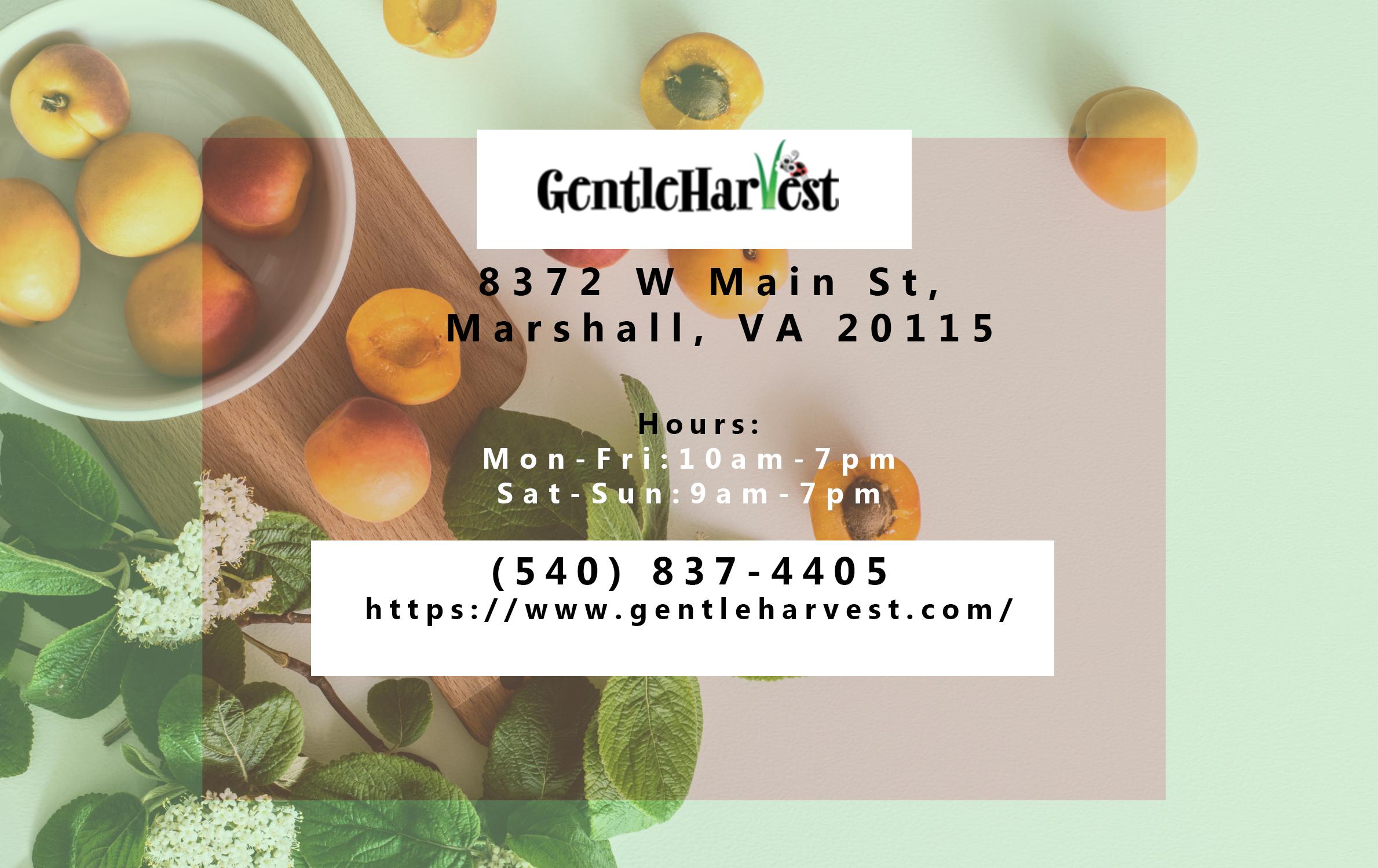 Gentle Harvest