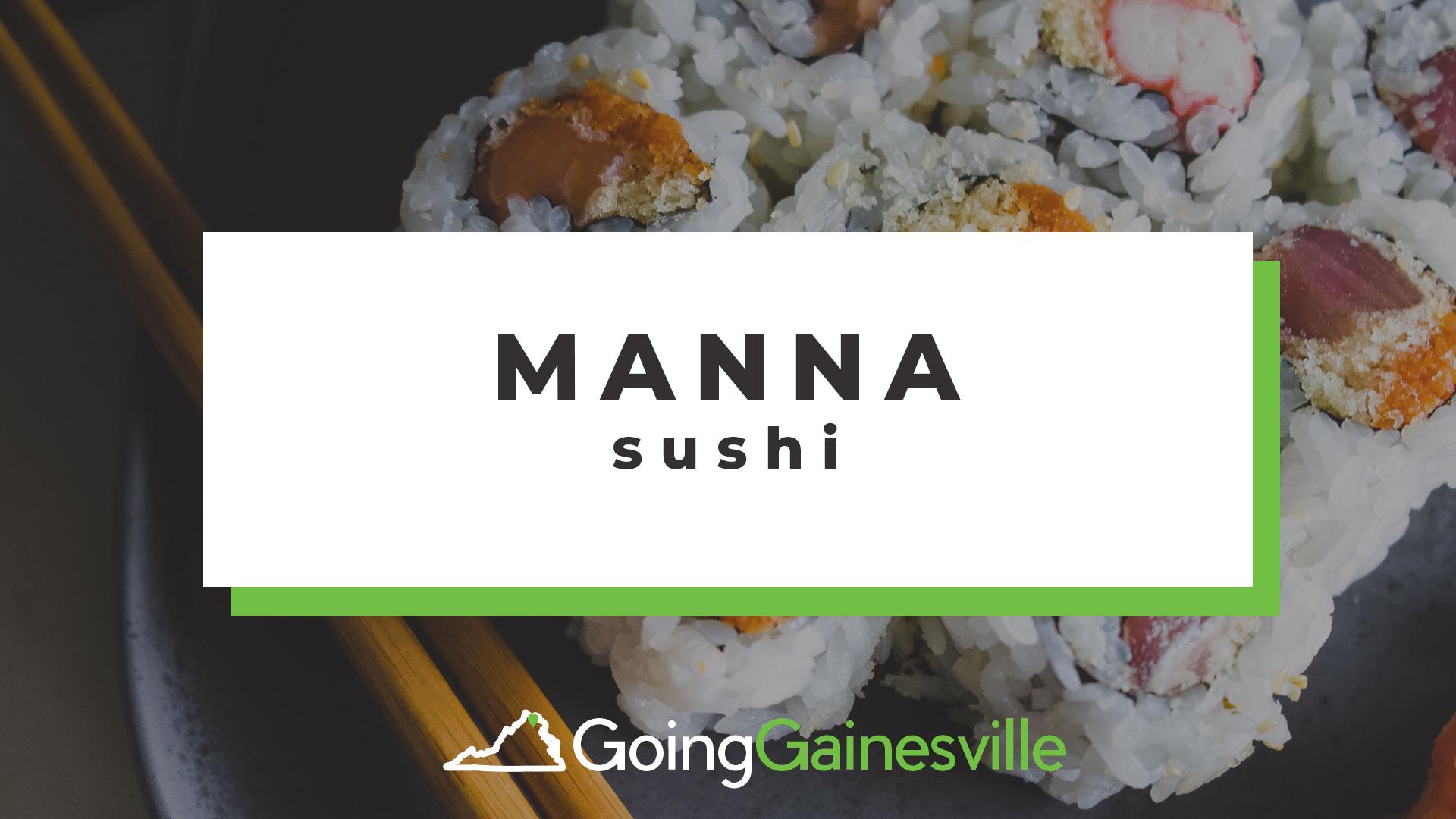 Manna Sushi