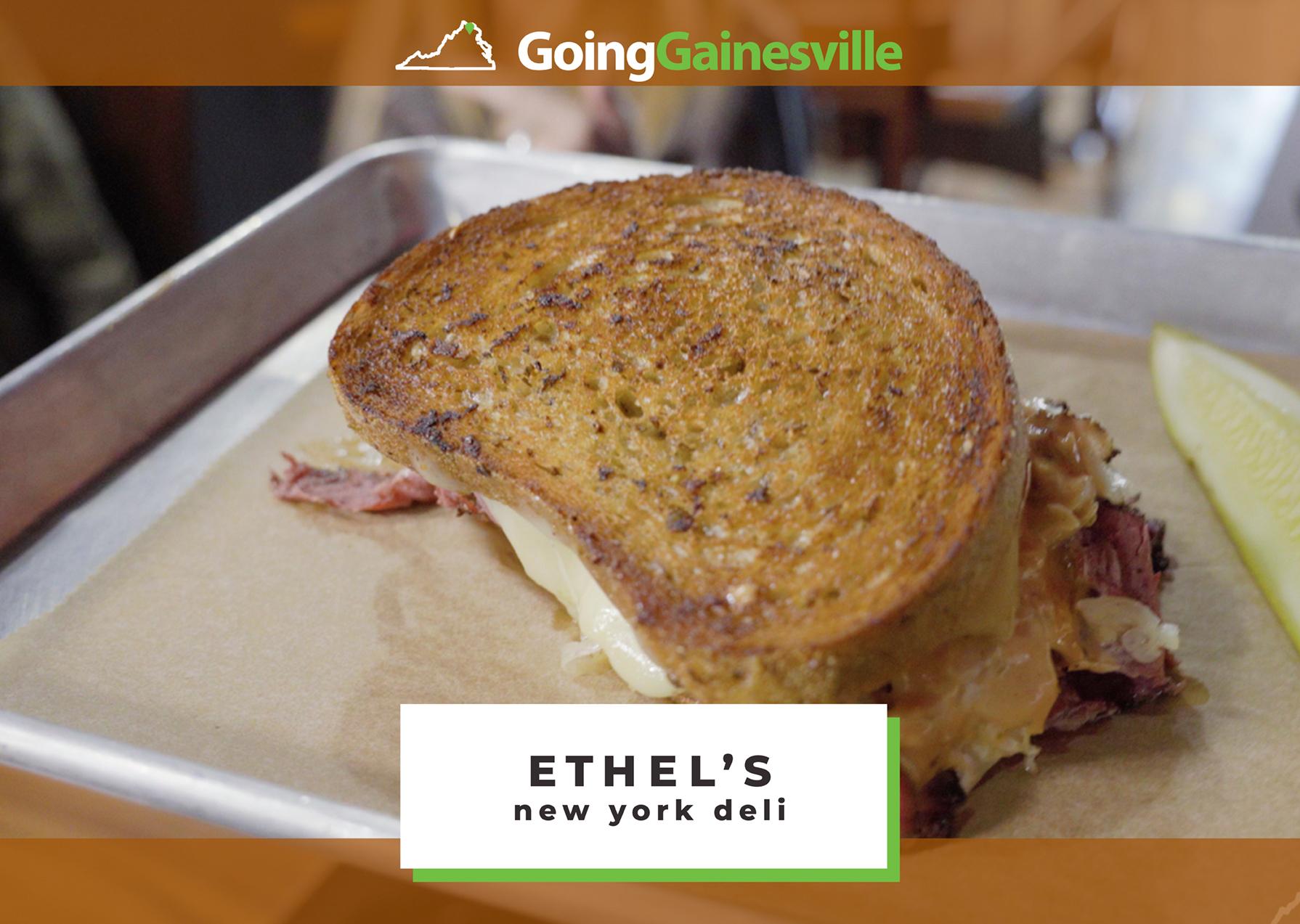 Ethel's NY Deli