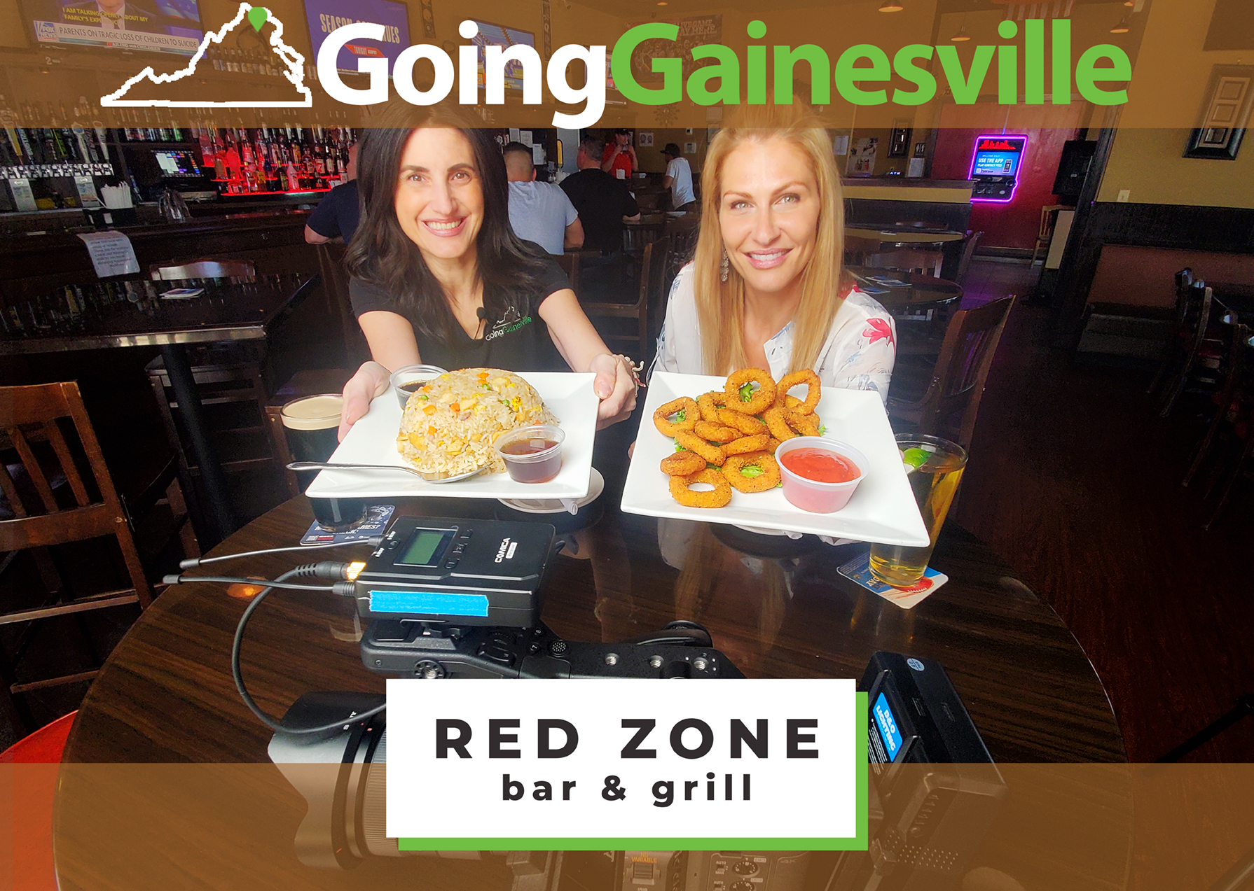 Redzone Bar & Grill