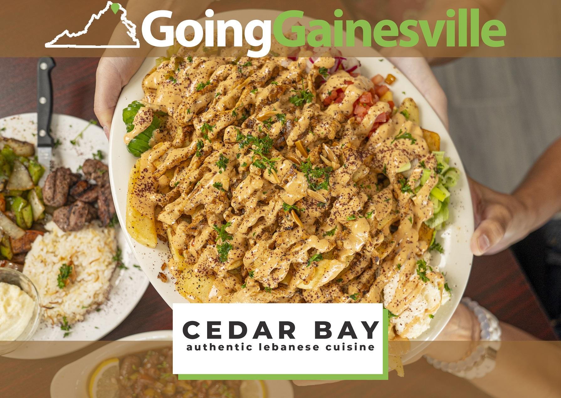 Cedar Bay Authentic Lebanese Cuisine